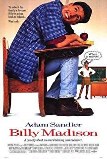 Billy Madison Cover