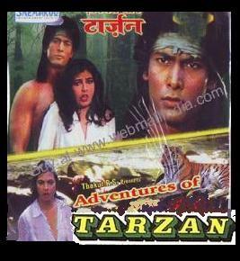 Adventures of Tarzan Cover
