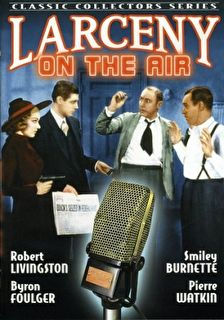 Larceny on the Air Cover