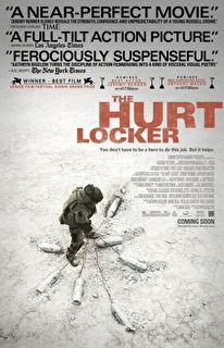 The Hurt Locker Cover
