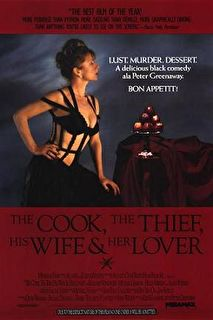 The Cook, the Thief, His Wife & Her Lover Cover