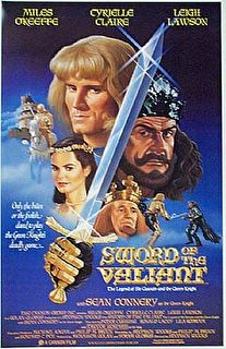 Sword of the Valiant Cover