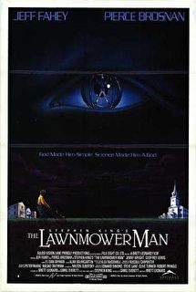 The Lawnmower Man Cover
