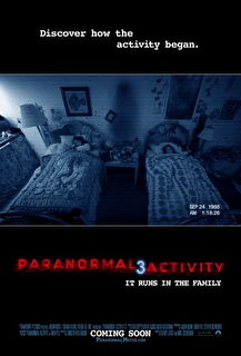 Paranormal Activity 3 Cover