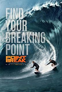 Point Break Cover