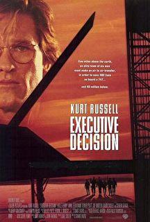 Executive Decision Cover
