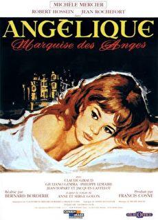 Angélique, Marquise des Anges Cover