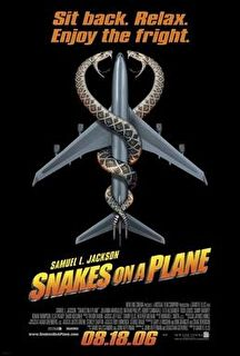 Snakes on a Plane Cover