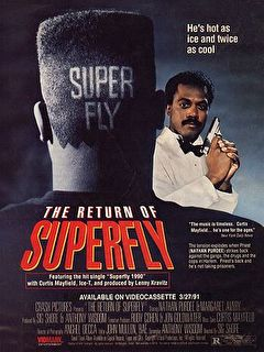 The Return of Superfly Cover