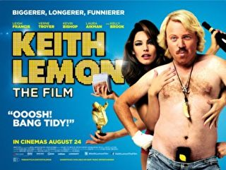 Keith Lemon: The Film Cover