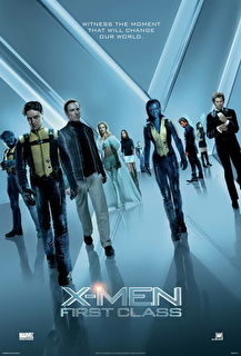 X-Men: First Class Cover