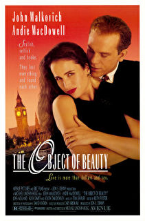 The Object of Beauty Cover