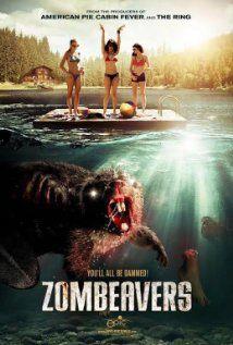 Zombeavers Cover