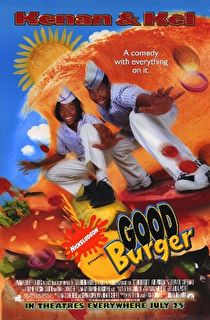 Good Burger Cover