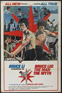 Bruce Lee: The Man, The Myth Cover