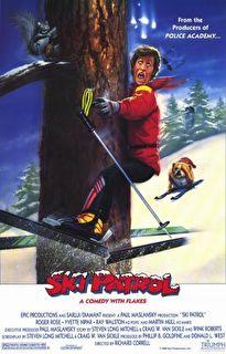 Ski Patrol Cover