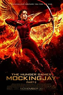 The Hunger Games: Mockingjay – Part 2 Cover