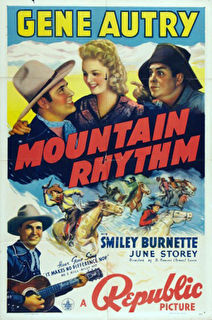 Mountain Rhythm Cover