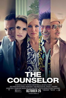 The Counselor Cover