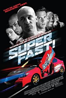 Superfast! Cover