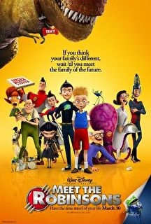 Meet the Robinsons Cover