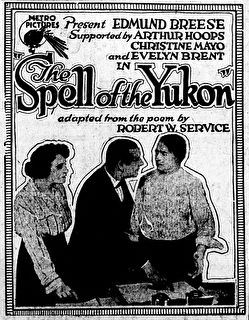 The Spell of the Yukon Cover