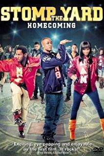 Stomp the Yard: Homecoming Cover