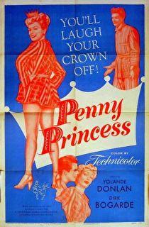 Penny Princess Cover