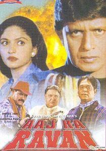 Aaj Ka Ravan Cover