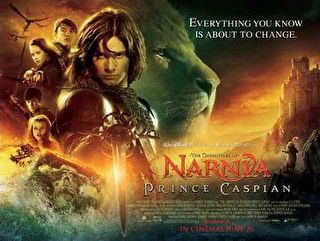 The Chronicles of Narnia: Prince Caspian Cover