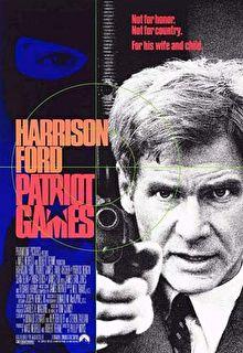 Patriot Games Cover