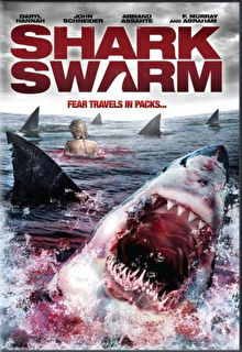 Shark Swarm Cover