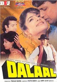 Dalaal Cover
