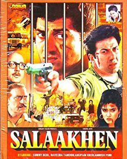 Salaakhen Cover