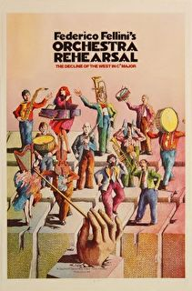 Orchestra Rehearsal Cover
