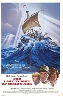 The Last Flight of Noah's Ark Cover