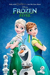 Frozen Fever Cover