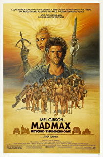 Mad Max Beyond Thunderdome Cover