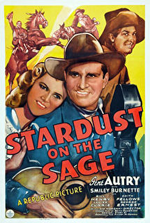 Stardust on the Sage Cover