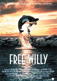 Free Willy Cover