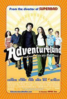 Adventureland Cover