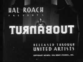 Turnabout Cover