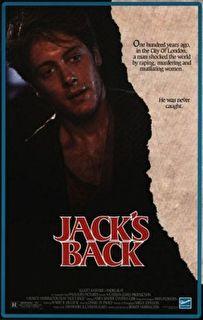 Jack's Back Cover
