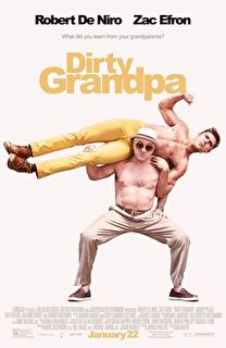 Dirty Grandpa Cover