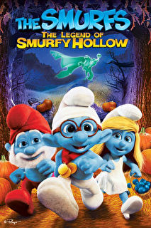 The Smurfs: The Legend of Smurfy Hollow Cover