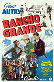 Rancho Grande Cover