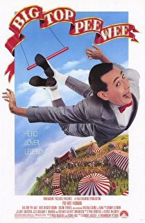 Big Top Pee-wee Cover