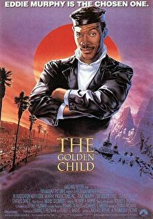The Golden Child Cover