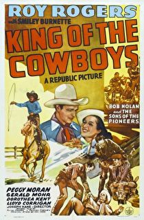 King of the Cowboys Cover