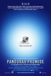 Pandora's Promise Cover